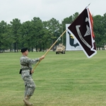 United States Army Medical Department Activities (MEDDAC), Fort Campbell,  Flags, Guidons and Streamers