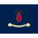 "160th Special Operations Aviation Regiment (Airborne) ""Night Stalkers""​, Flags, Guidons and Streamers"