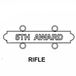 Badge, Qualification, Clasps, Expert Rifle and Pistol, Marine Corps