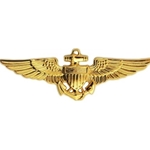Badge, Qualification, Aviation, Naval Aviator,  U.S. Marine Corps, MIL-DTL-3628/194
