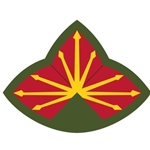 U.S. Army Antiaircraft Artillery Command, Southern Defense Command, A-1-000