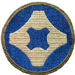 4thd Corps Area Service Command, A-1-000
