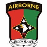 "101st Personnel Service Battalion, ""Dragon Slayers"""