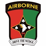 "129th Combat Sustainment Support Battalion, ""Drive the Wedge"""
