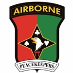 "716th Military Police Battalion,""Peacekeepers"""