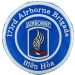 173rd Airborne Brigade, Veteran Patches