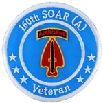 160th Special Operations Aviation Regiment (Airborne), Veteran Patches