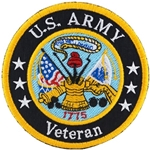 Uniformed Services, Veteran Patches
