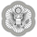 Lapel Button, Secretary's Distinguished Honor Award, Department of State
