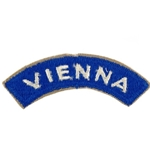 U.S. Forces, Austria, Vienna Military Post Tab, A-1-220