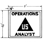 Operations Analyst, A-1-428