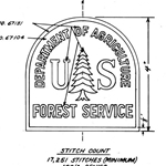 U.S. Forest Service, Male, A-1-533