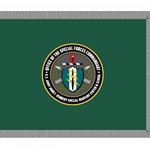 Office of the Special Forces Commandant Flag