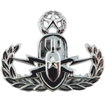 Badge, Qualification, Explosive Ordnance Disposal,  U. S. Navy and  U. S. Marine Corps, MIL-DTL-3628/218B