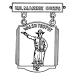 Badge, Qualification, Marine Corps Pistol Championship (Walsh Trophy), MIL-DTL-3628/39G