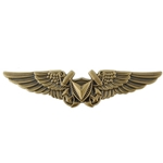 Badge, Unmanned Aircraft System Officer, USMC, MIL-DTL-3628/278