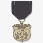 Coast Guard Expert Pistol Shot Medal