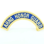 A-1-1082, Army National Guard Honor Guard Band Tab