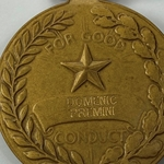 Named, Good Conduct Medal, Army, MIL-DTL-3943/191C