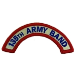 135th Army Band Tab, A-1-1055
