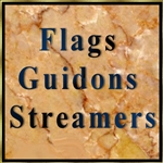 Campaign Streamer Holders