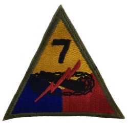 7th Armored Division, A-1-336