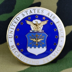 Identification Badge, U.S. Air Force