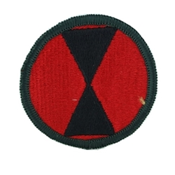 7th Infantry Division, A-1-83