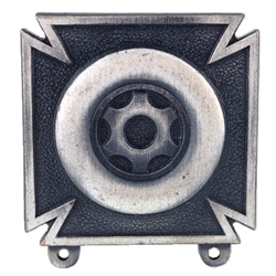 OXIDIZED US ARMY DRIVER QUAL BADGE WITHOUT BAR