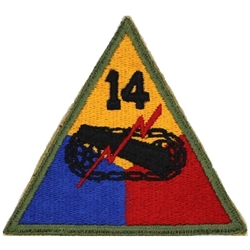 14th Armored Division, A-1-343