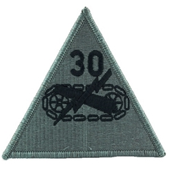 30th Armored Division, A-1-353
