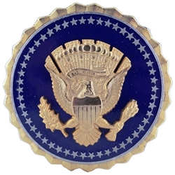 Badge, Identification, Presidential Service