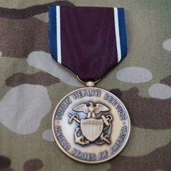 Decoration, Commendation Medal, U.S. Public Health Service, MIL-DTL-3943-113E