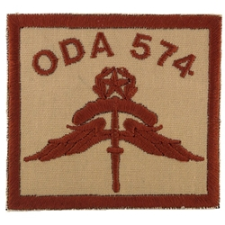 Operational Detachment Alpha (ODA) 5743, Alpha Company, 3rd Battalion, 5th Special Forces Group (Airborne)