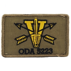 Operational Detachment Alpha (ODA) 5223, Bravo Company, 2nd Battalion, 5th Special Forces Group (Airborne)