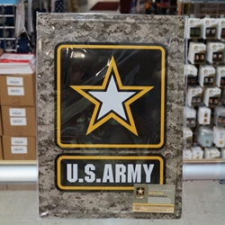 Official Licensed Product of the U.A. Army