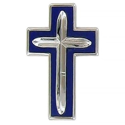 Insignia, Branch of Service, Officers, Chaplain, Christian Faith, U.S.Air Force, MIL-DTL-1566558A