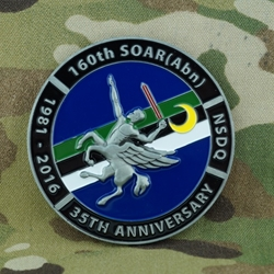 35th Anniversary, 160th Special Operations Aviation Regiment (Airborne)
