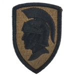 Patch, U.S. Army Strategic Defense Command, A-1-512, Subdued