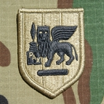 Patch, Southern European Task Force, MultiCam® with Velcro®