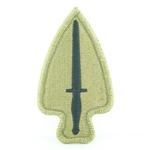 Patch, U.S. Army Special Operations Command without Airborne Tab, MultiCam® with Velcro®