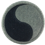 Patch, 29th Infantry Division, MultiCam® with Velcro®