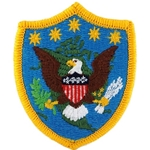 Patch, U.S. Northern Command, A-1-851, Color