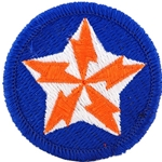 Patch, U.S. Army Alaska Communications System (ACS), A-1-190, Color