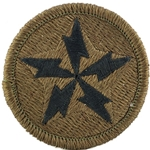 Patch, U.S. Army Alaska Communications System (ACS), A-1-190, Subdued