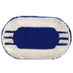 Oval, 3rd Battalion (Airborne), 325th Infantry Regiment, A-6-000, Cut Edge