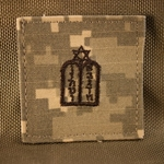 Branch Insignia, Jewish, ACU with Velcro®
