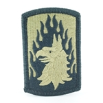 Patch, 12th Aviation Brigade MultiCam® with Velcro®