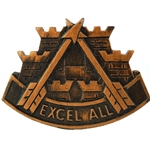 DUI, 2nd Support Command, D-3469, Motto: EXCEL ALL
