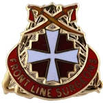 DUI, 3rd Medical Command, Motto, FRONT LINE SURGEONS